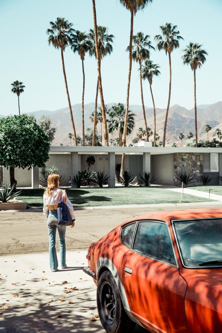 Eastpak Printemps-Été 2019 - A Day In Palm Springs