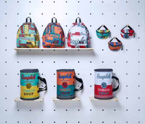 Eastpak x Andy Warhol 2019