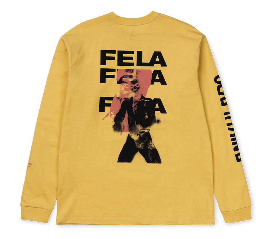 Fela Kuti x Carhartt WIP Capsule Collection