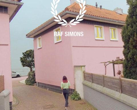 Fred Perry x Raf Simons Printemps/Été 2019