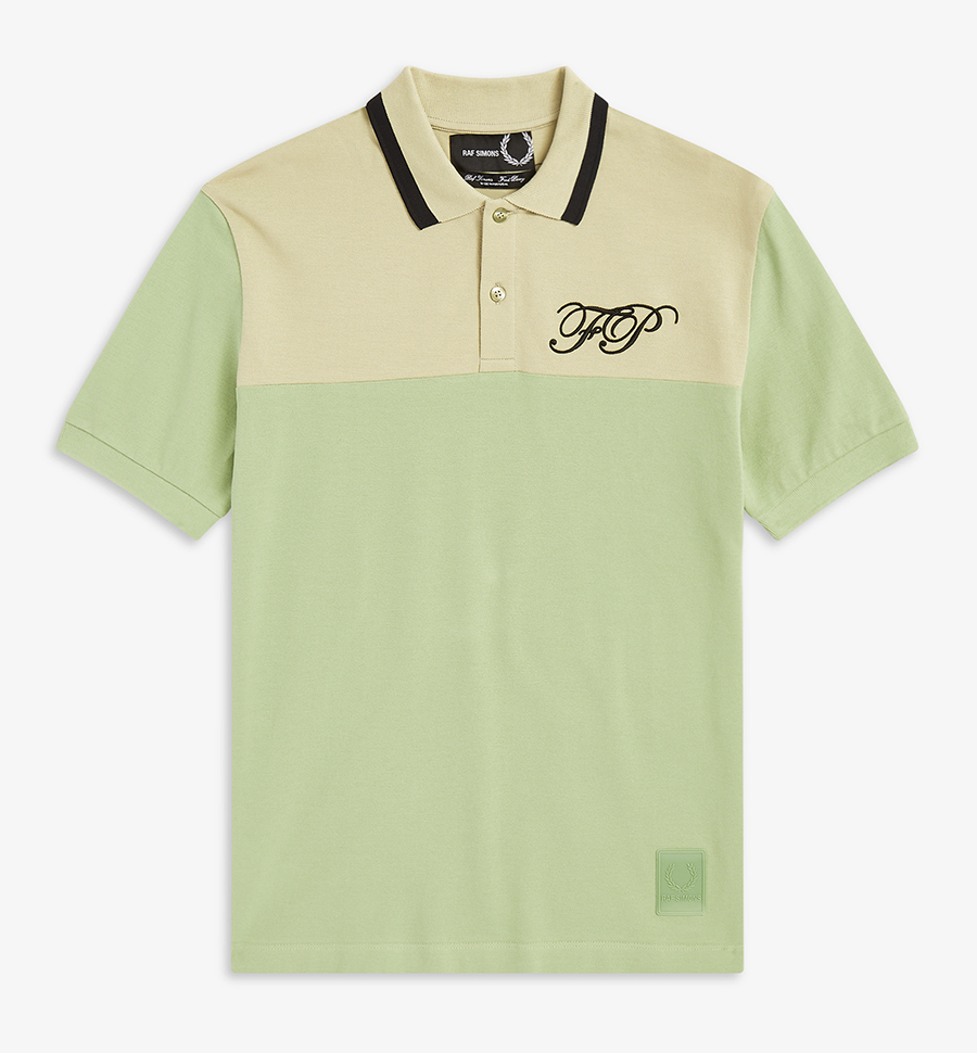Fred Perry x Raf Simons Printemps/Été 2019