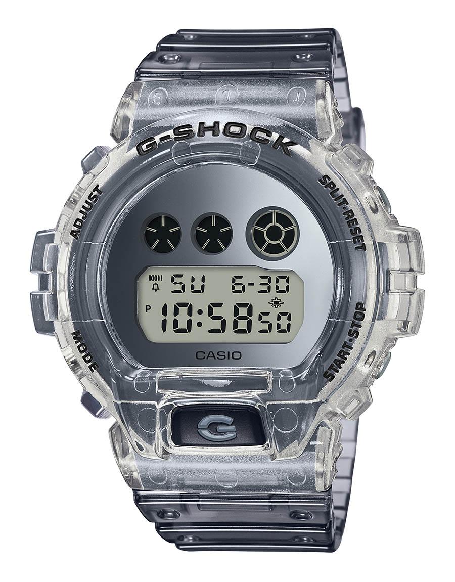 G-SHOCK Collection SEE-THRU TOUGH - G-SHOCK DW-6900SK-1