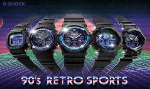 G-SHOCK Retro Sport