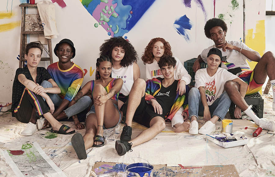 H&M Love For All 2019 LGBTQI