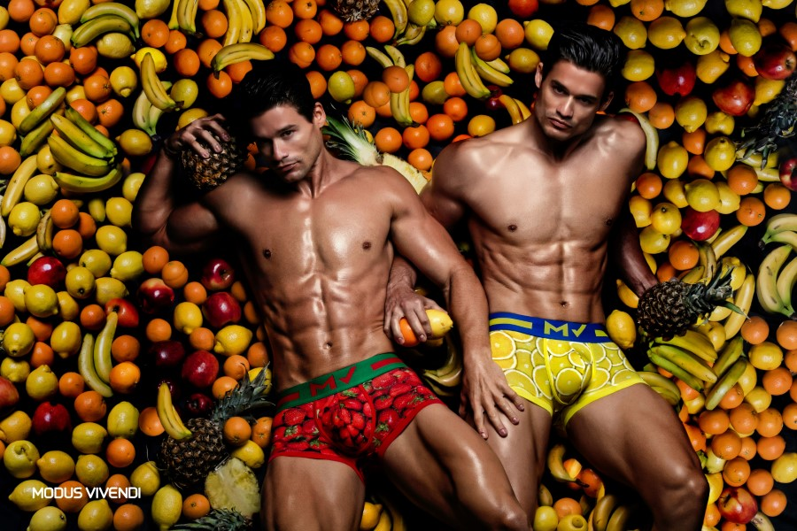 Modus Vivendi - Fruits line - Campaign Spring/Summer 2019