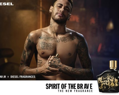 Neymar x Diesel - Spirit of the Brave