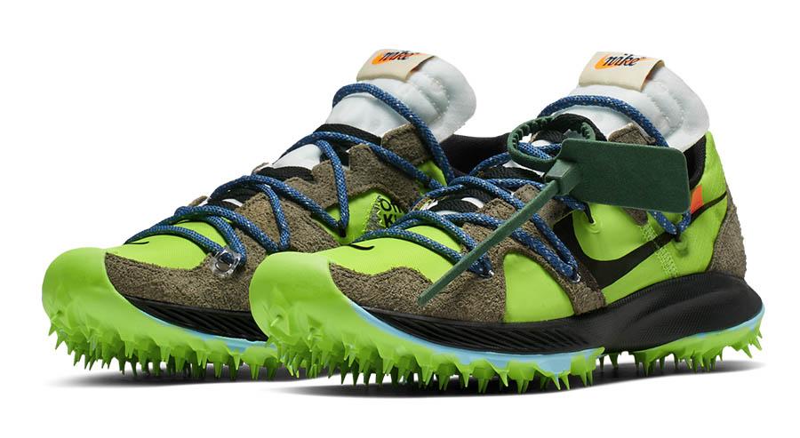 Nike x Virgil Abloh - Athlete in Progress