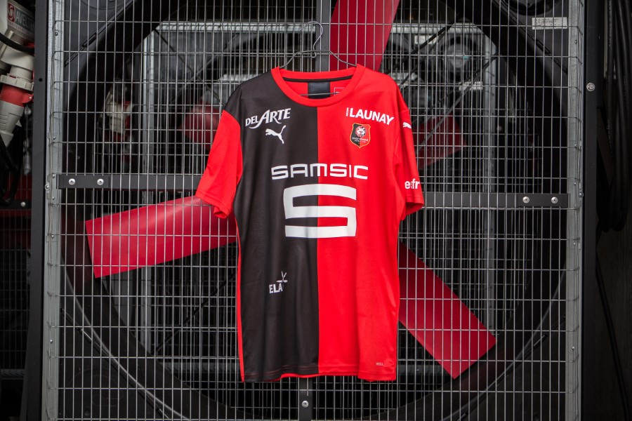 PUMA Football x Stade Rennais F.C. - Nouveau Kit domicile 2019-2020