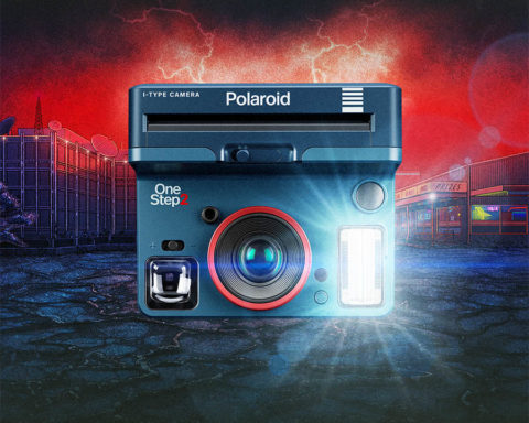 Polaroid Originals x Stranger Things Saison 3