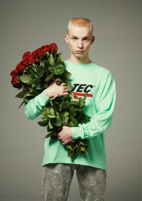 Russell Athletic x Rassvet