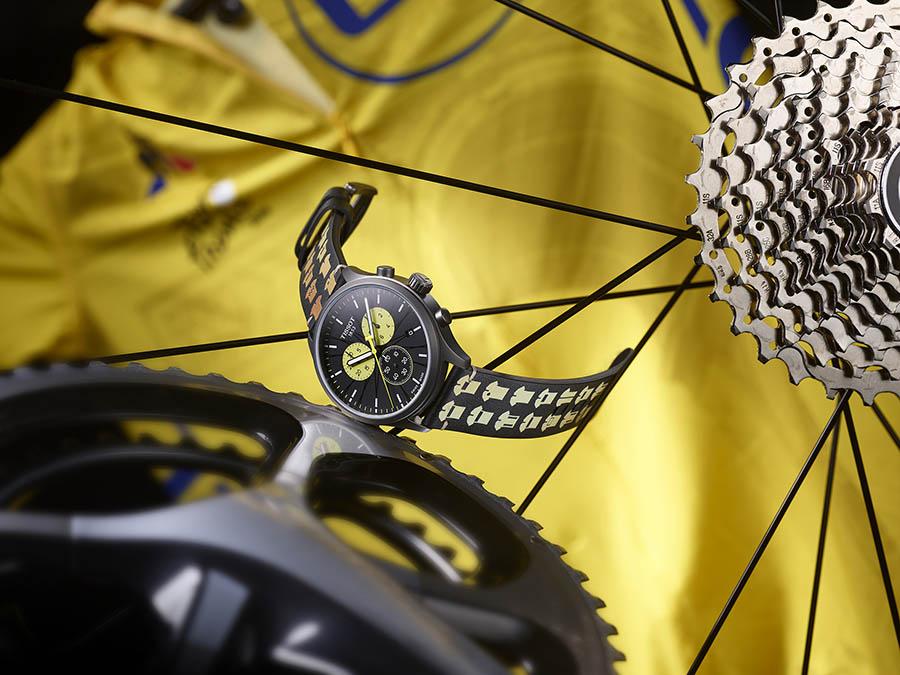 Tissot Chrono XL Édition Spéciale Tour de France 2019