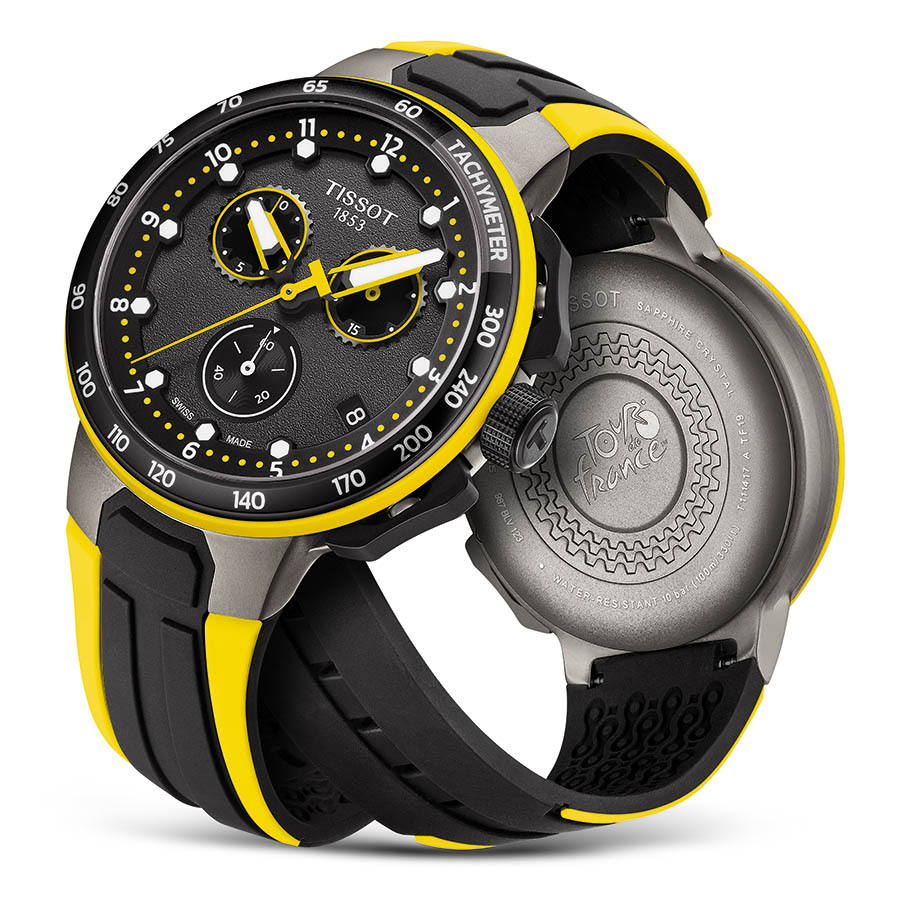 Tissot T-Race Cycling Edition Spéciale Tour de France 2019