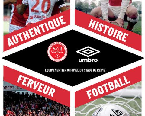 Umbro x Stade de Reims