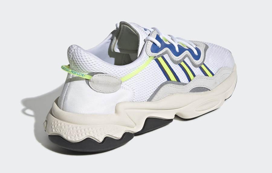 adidas ozweego adiprene blanche