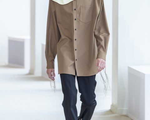 Acne Studios - Printemps-Été 2020 - Paris Fashion Week