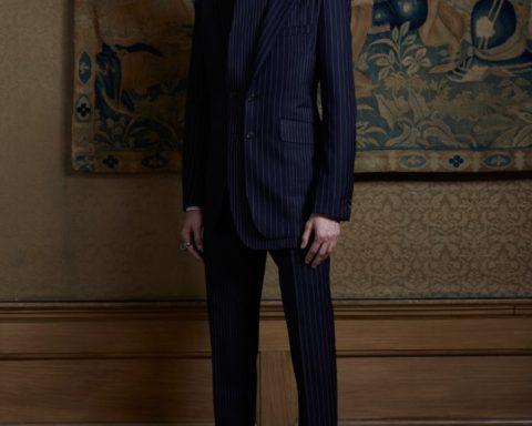 Alexander McQueen - Printemps-Été 2020 - London Fashion Week Men'