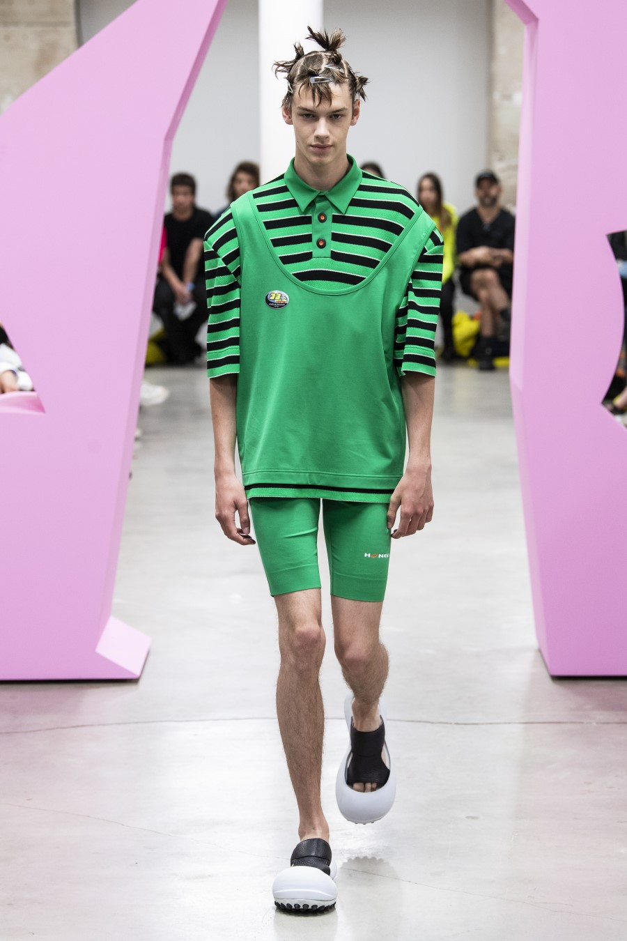 Angus Chiang - Printemps-Été 2020 - Paris Fashion Week