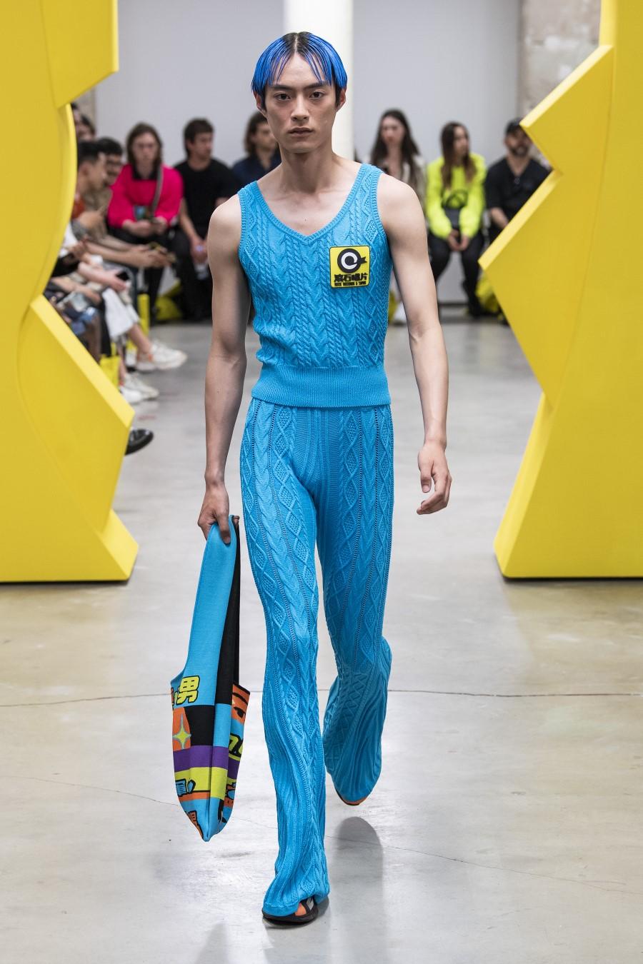 Angus Chiang - Printemps-Été 2020 - Paris Fashion Week