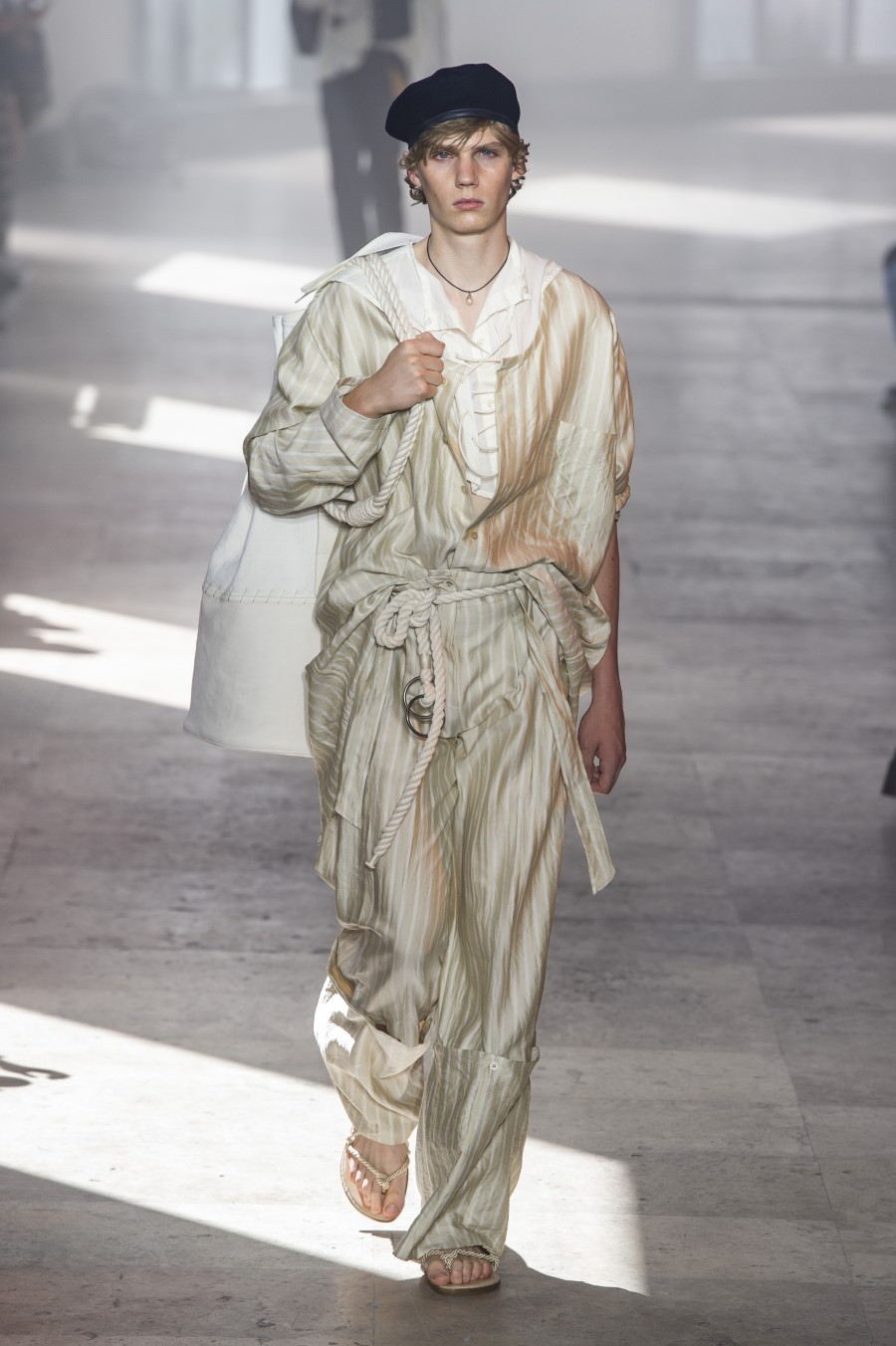 Ann Demeulemeester - Printemps-Été 2020 - Paris Fashion Week