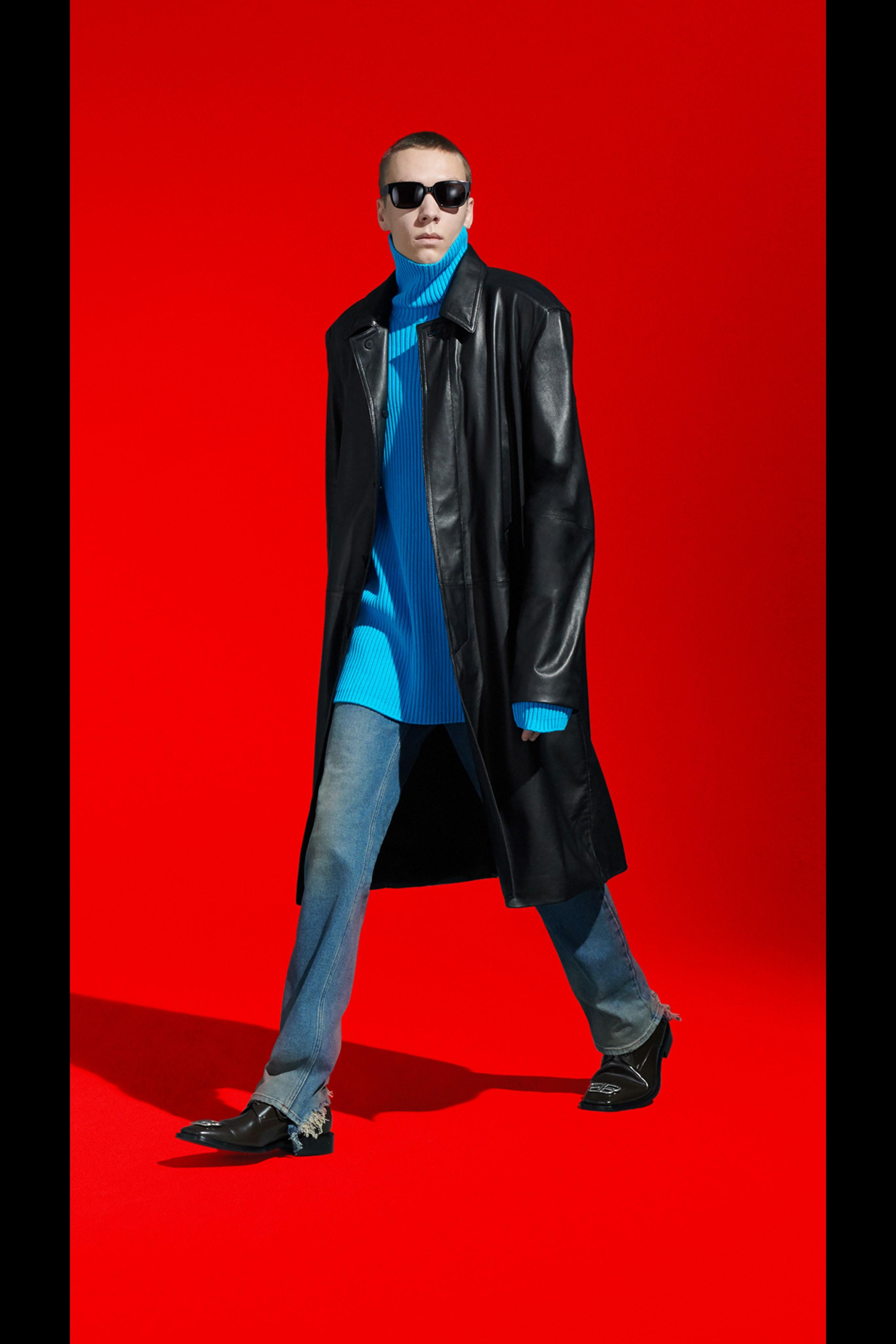 Balenciaga Pre-Fall 2019 Homme Collection