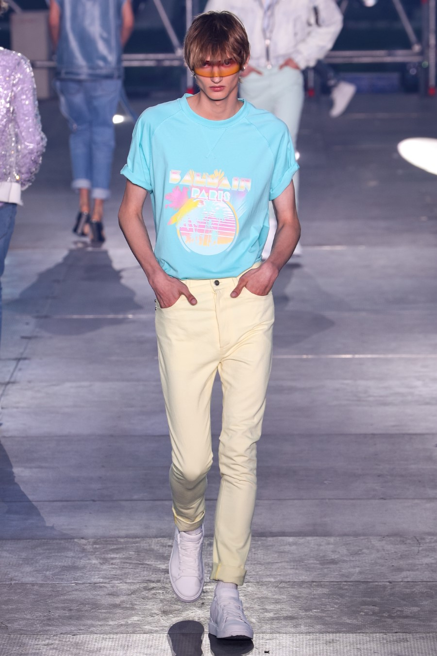 Balmain – Printemps/Été 2020 – Paris Fashion Week Homme