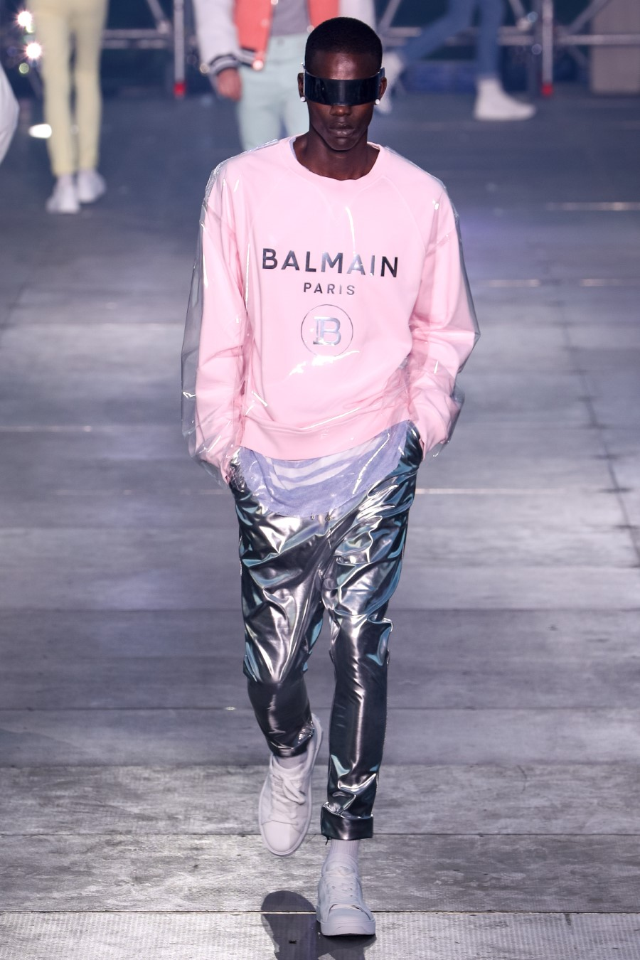 Balmain - Printemps-Été 2020 - Paris Fashion Week