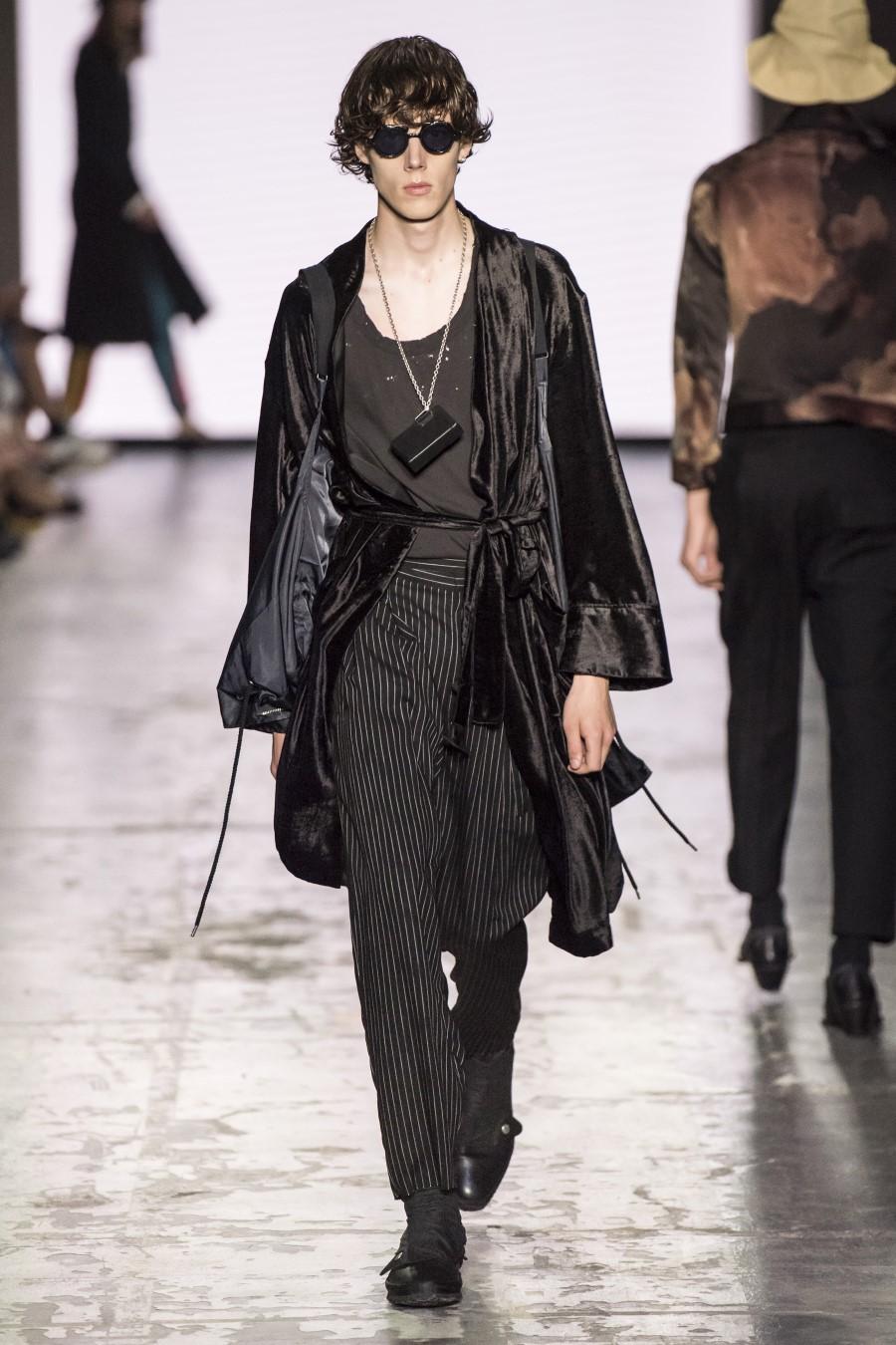 Bed J.W. Ford - Printemps-Été 2020 - Milan Fashion Week