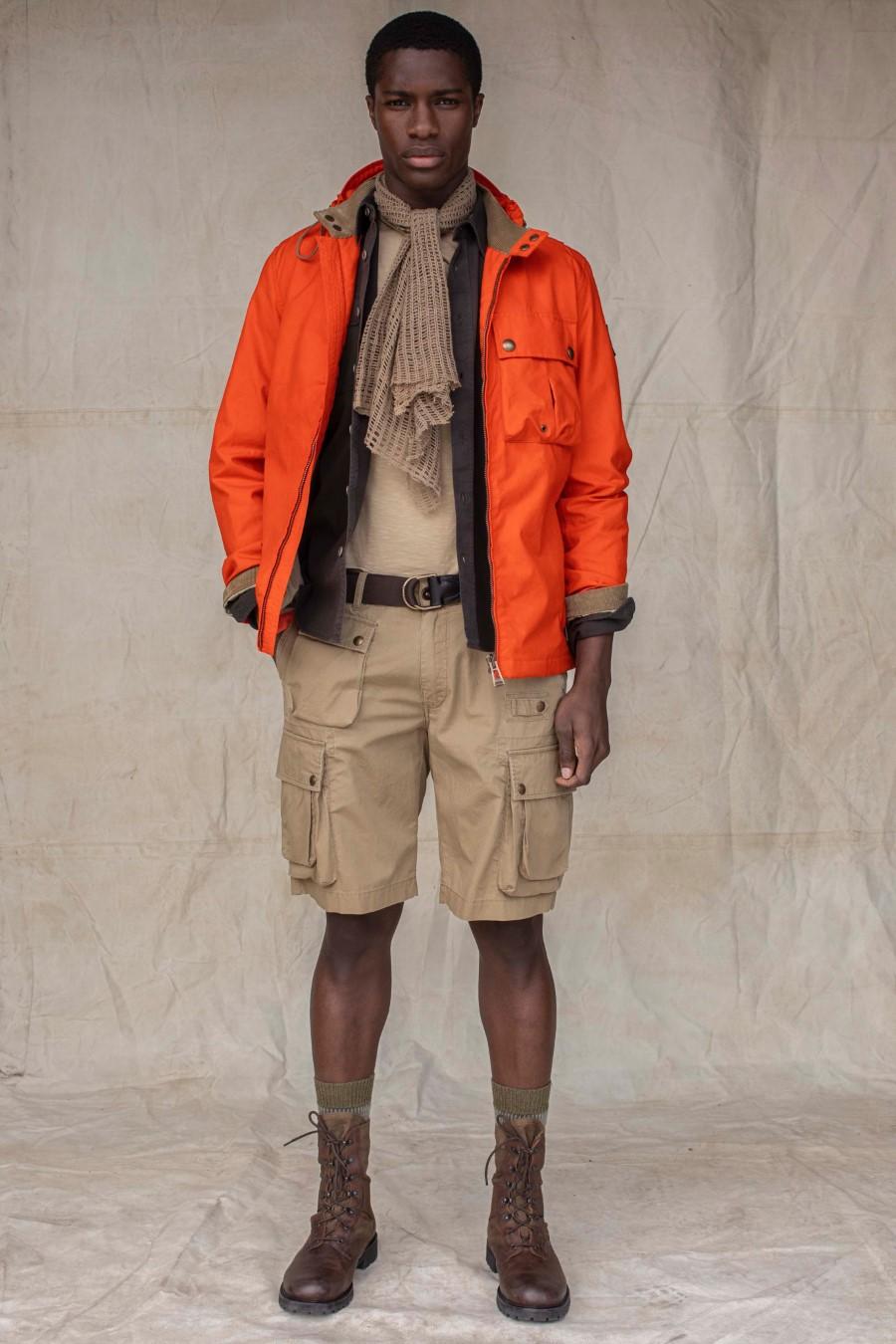 Belstaff - Printemps-Été 2020 - London Fashion Week Men's