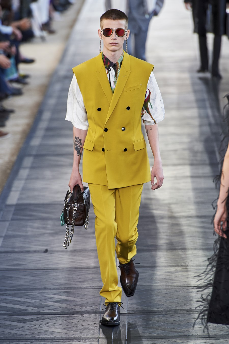Berluti - Printemps-Été 2020 - Paris Fashion Week