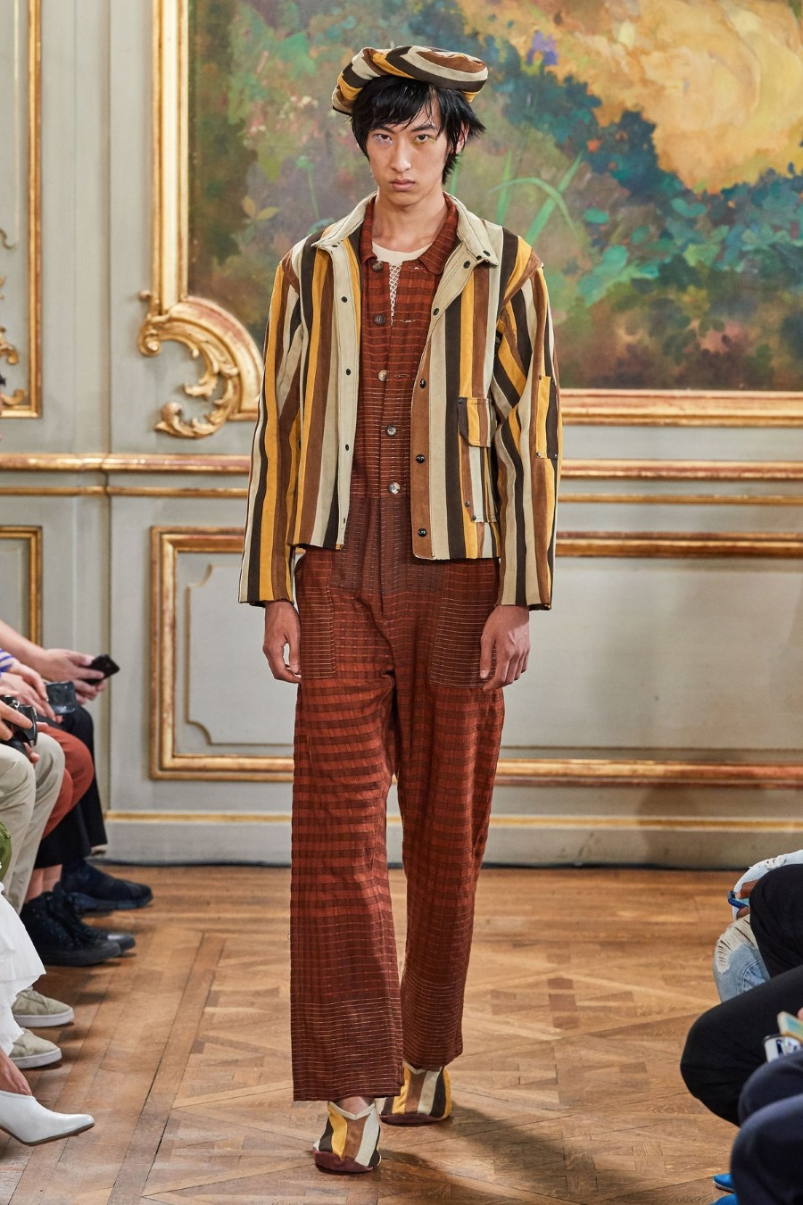 Bode - Printemps-Été 2020 - Paris Fashion Week
