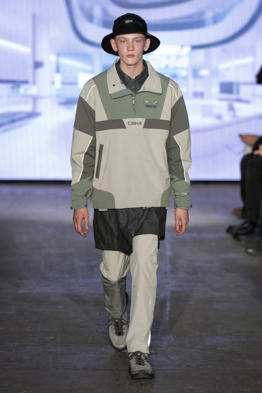 C2H4 - Printemps-Été 2020 - London Fashion Week Men's