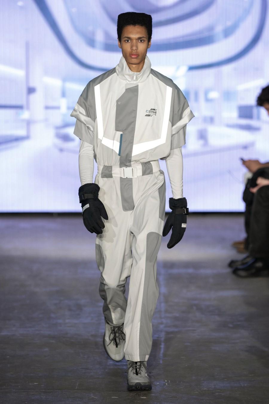 C2H4 - Printemps-Été 2020 - London Fashion Week Men's