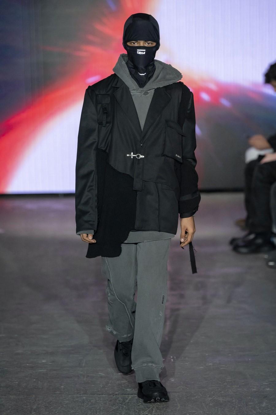 C2H4 Printemps Été 2020 London Fashion Week Men's 8