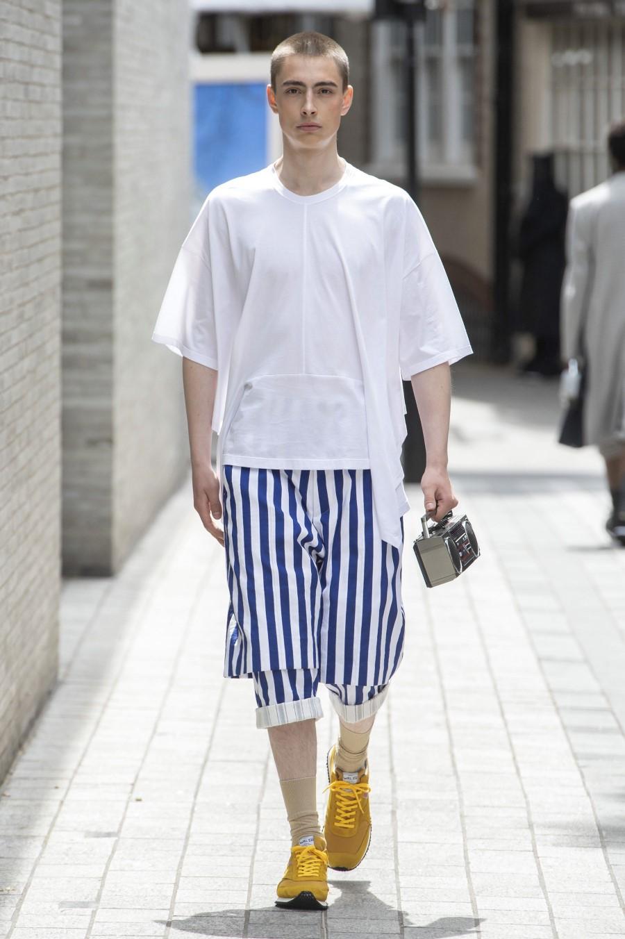 Chalayan - Printemps-Été 2020 - London Fashion Week Men's