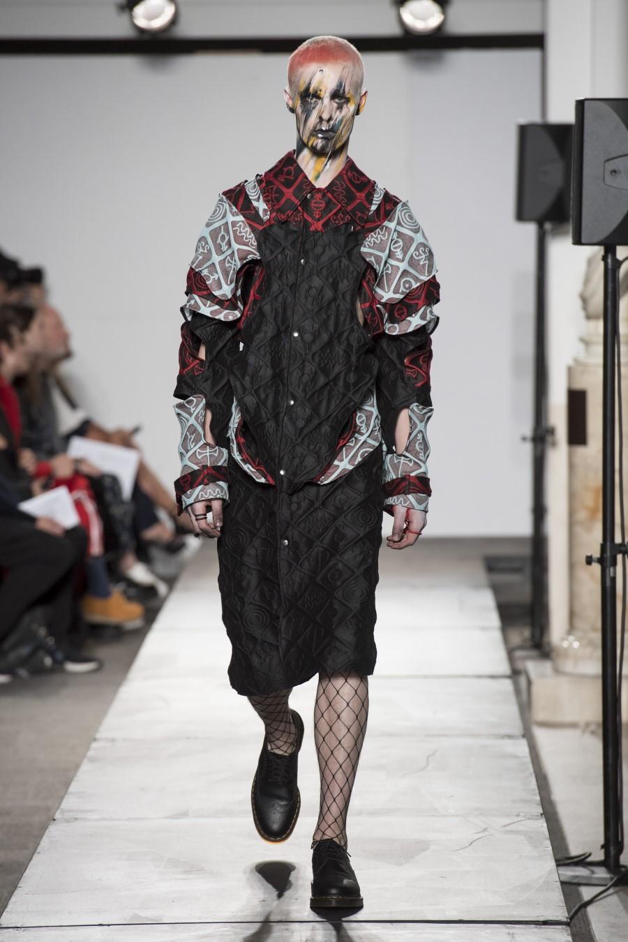 Charles Jeffrey LOVERBOY – Printemps/Été 2020 – London Fashion Week Men's