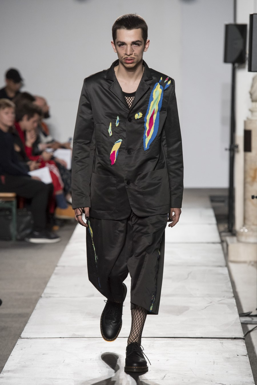 Charles Jeffrey LOVERBOY - Printemps Été 2020 - London Fashion Week Men's
