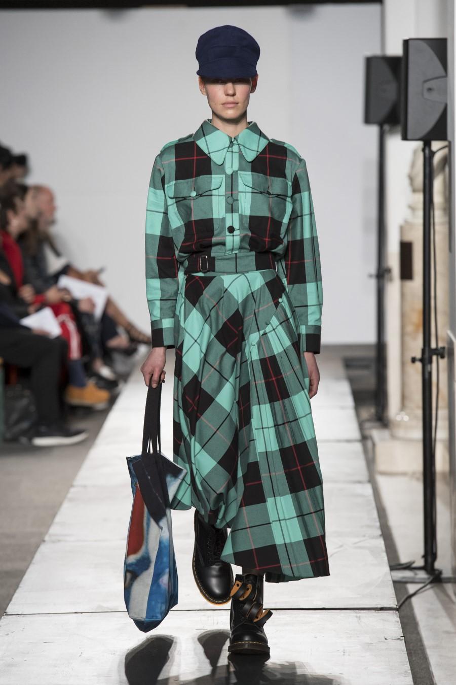 Charles Jeffrey LOVERBOY - Printemps Été 2020 - London Fashion Week Men's