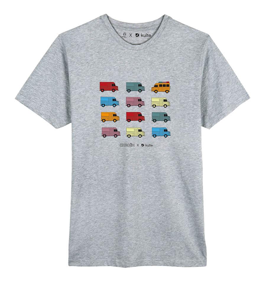 T-Shirt Citroën x Kulte