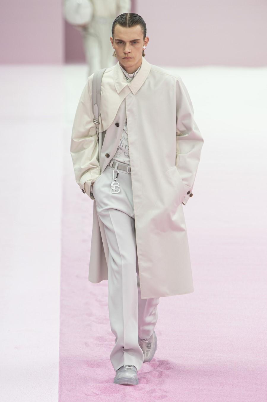 Dior Men - Printemps-Été 2020 - Paris Fashion Week