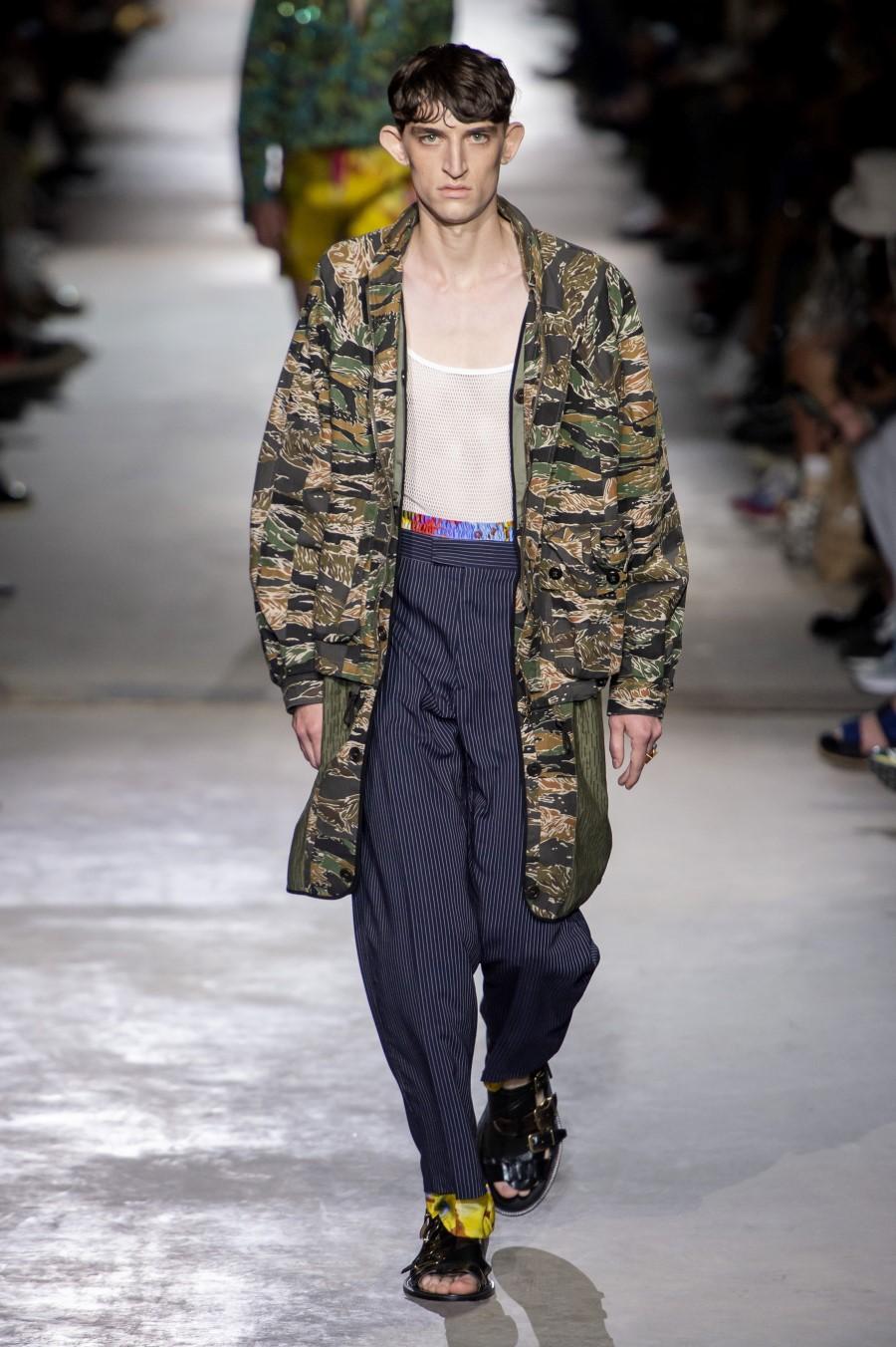 Dries Van Noten - Printemps-Été 2020 - Paris Fashion Week