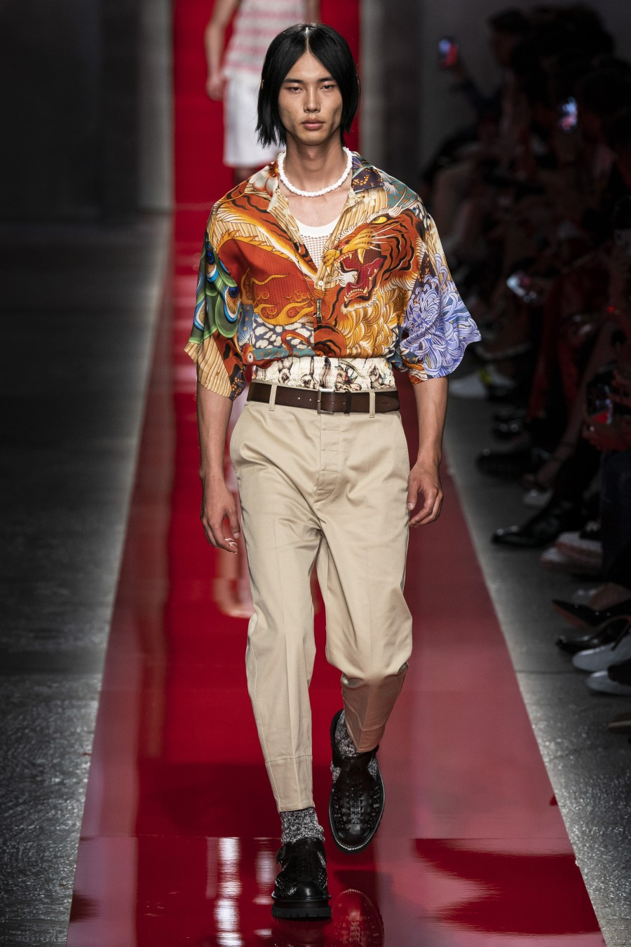 Dsquared2 - Printemps-Été 2020 - Milan Fashion Week