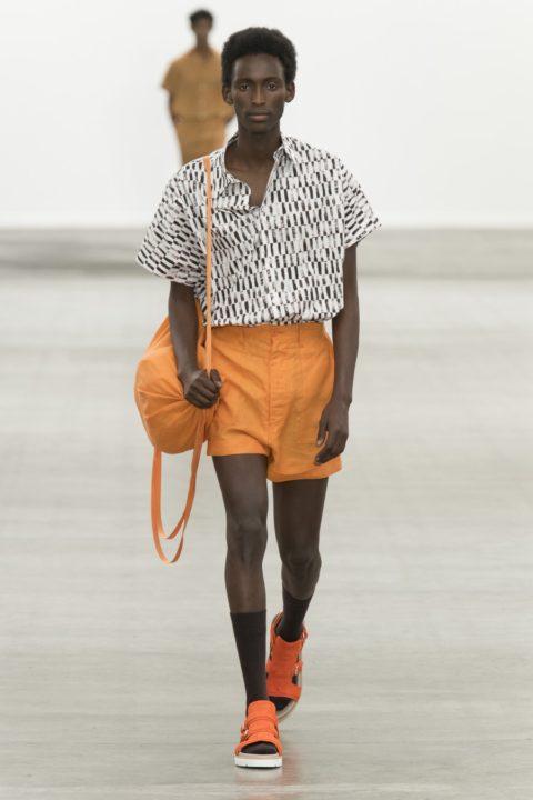 E. Tautz - Printemps-Été 2020 - London Fashion Week Men's