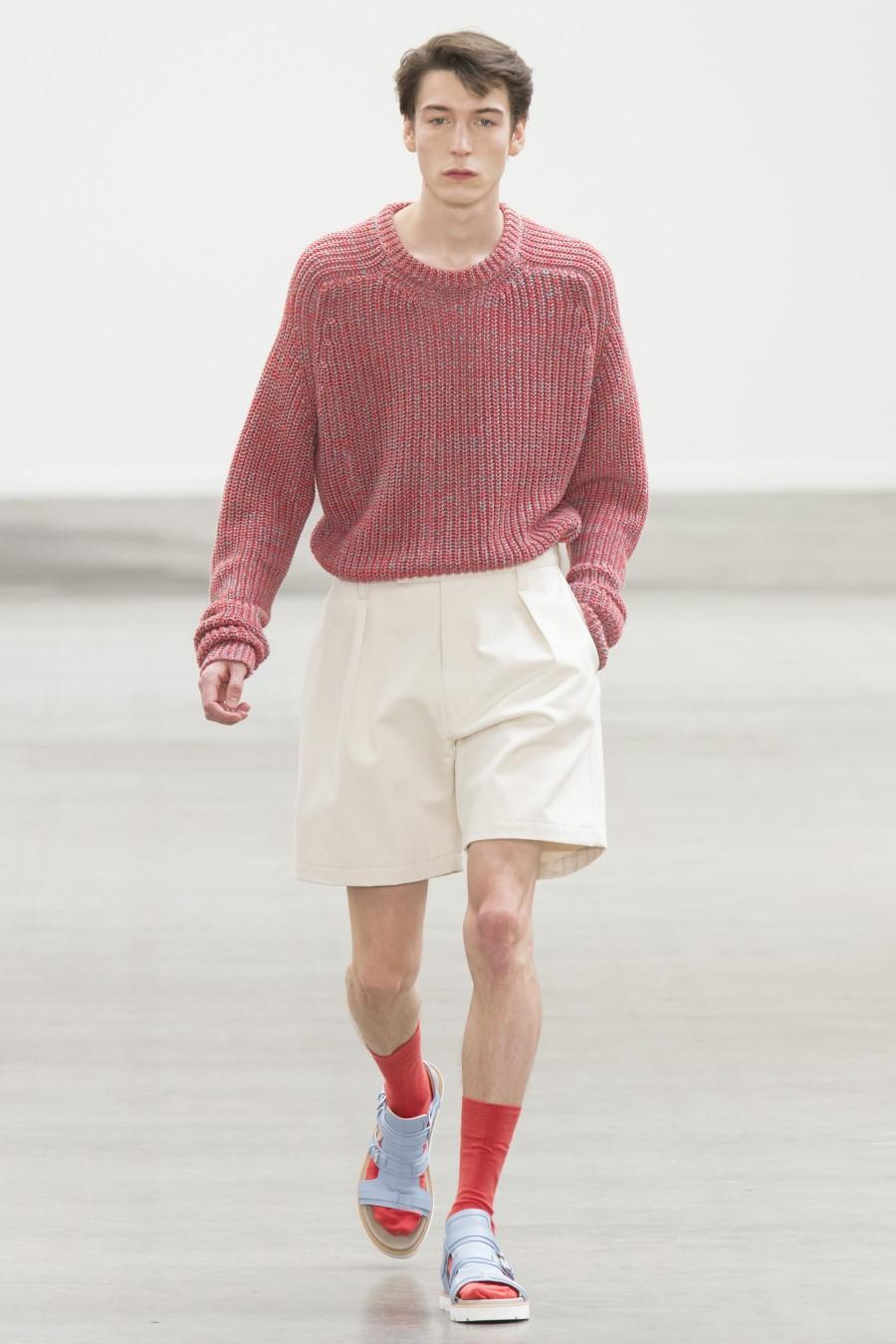E. Tautz – Printemps/Été 2020 – London Fashion Week Men's