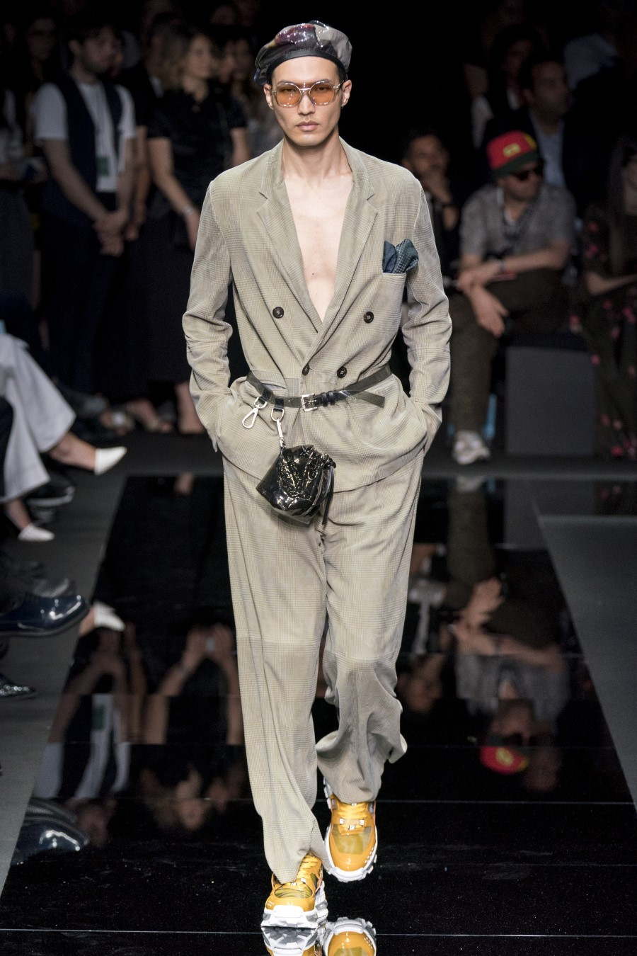 Emporio Armani - Printemps-Été 2020 - Milan Fashion Week