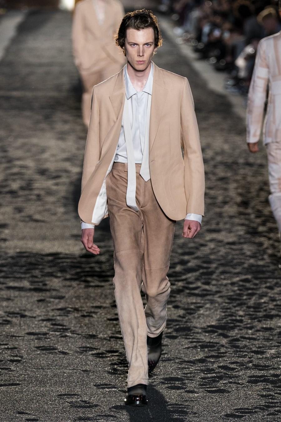 Ermenegildo Zegna - Printemps - Été 2020 - Milan Fashion Week