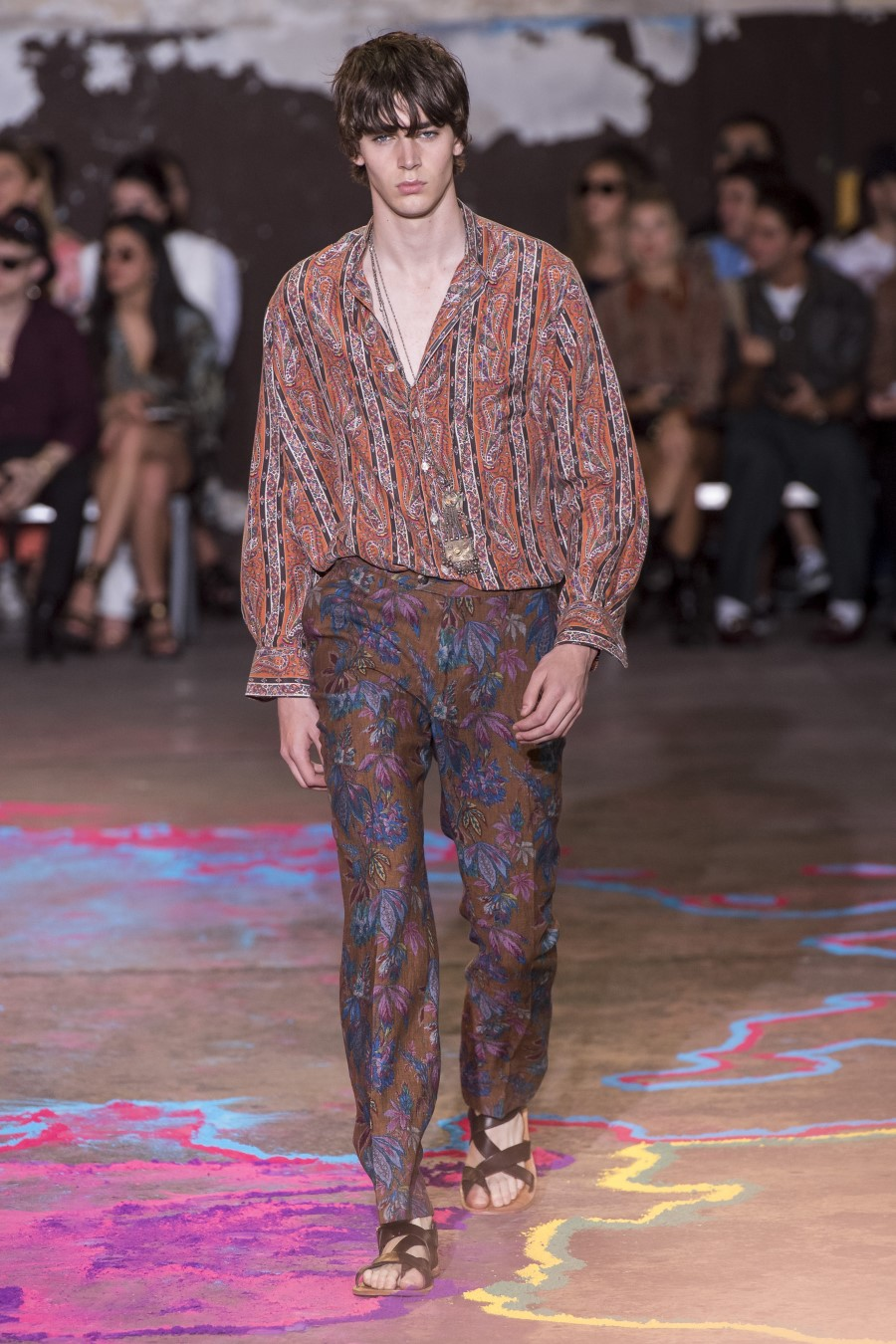 Etro - Printemps-Été 2020 - Milan Fashion Week