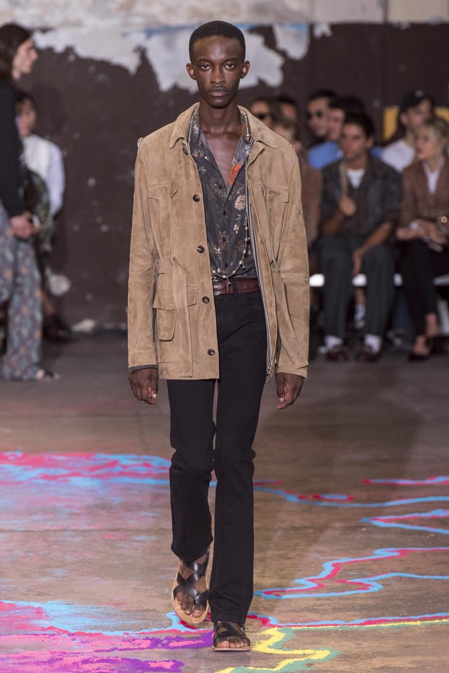Etro - Printemps-Été 2020 - Milan Fashion Week
