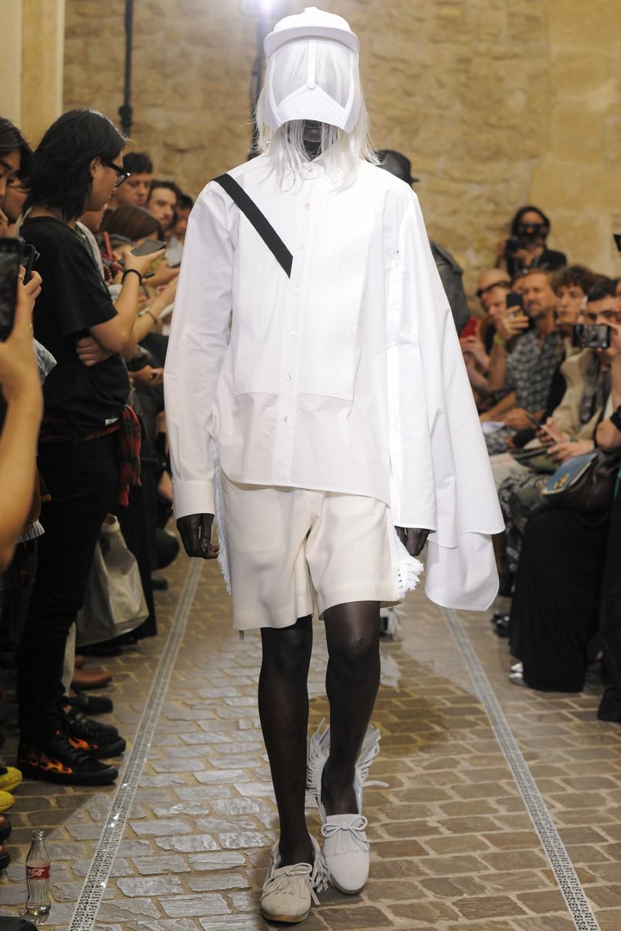 Facetasm - Printemps-Été - Paris Fashion Week