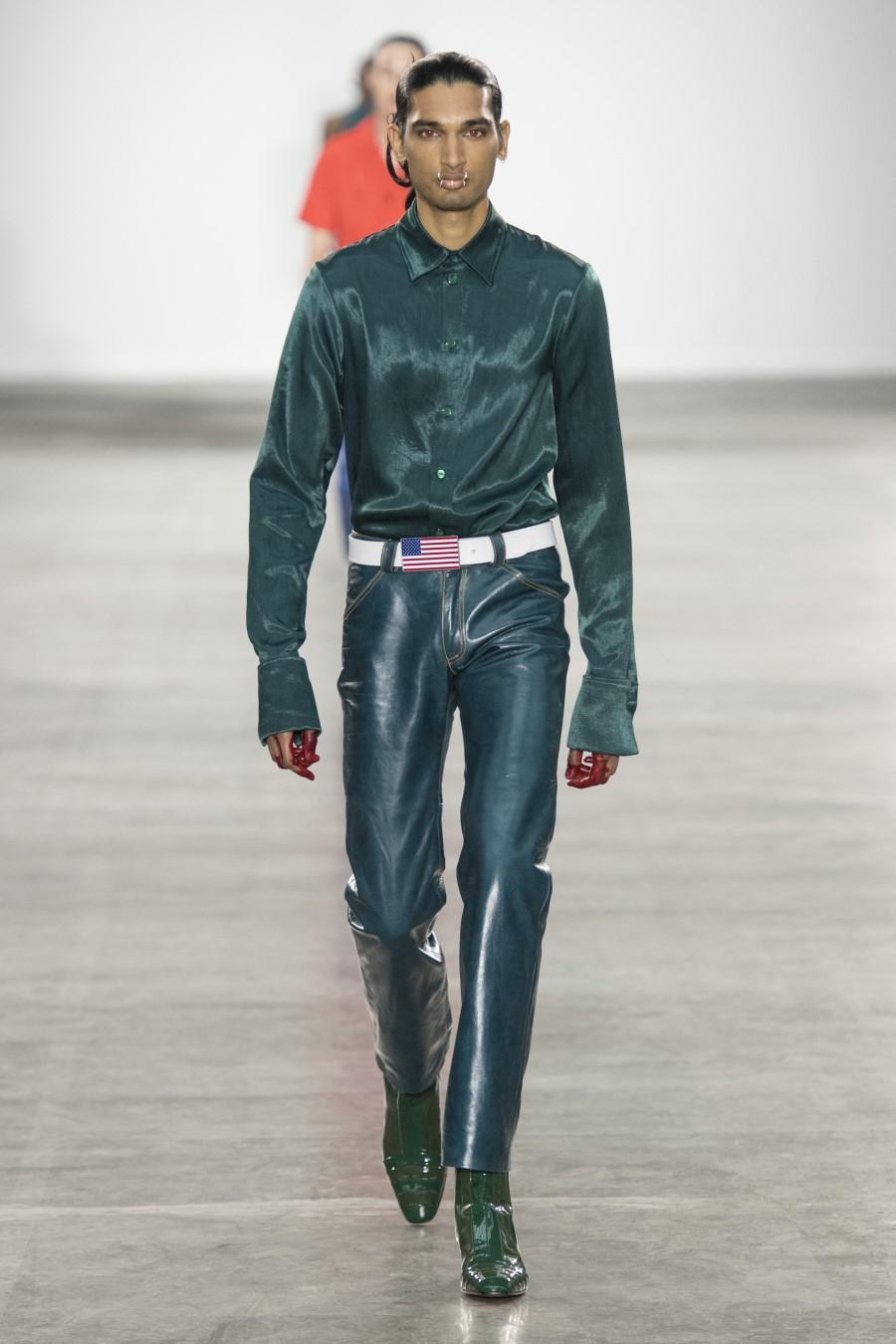 Fashion East - Mowalola - Printemps-Été 2020 - London Fashion Week Men's