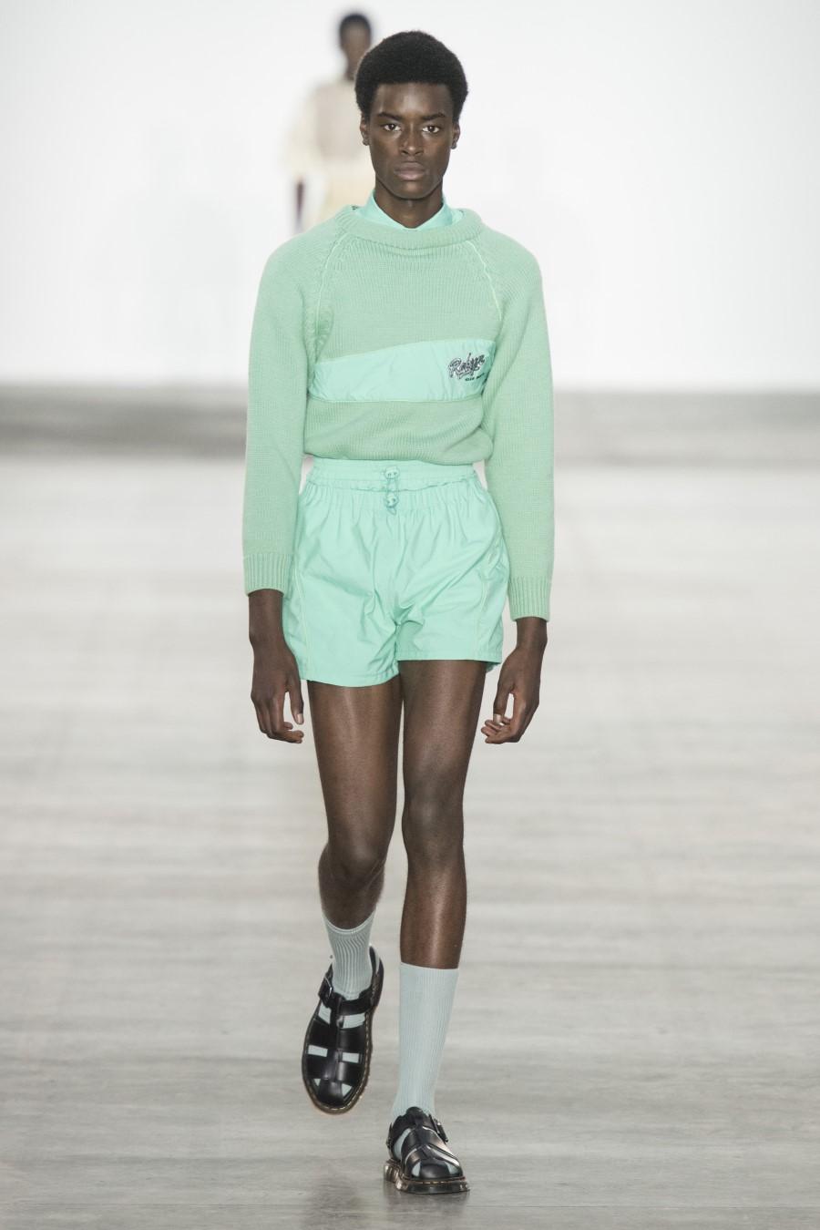 Fashion East - Robyn Lynch - Printemps-Été 2020 - London Fashion Week Men's